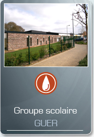 Groupe scolaire Guer (Morbihan 56)